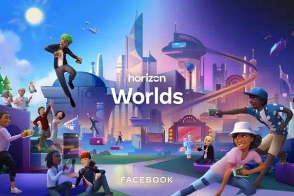 Facebook计划斥资1000万美元打造VR社交平台「Horizon Worlds」