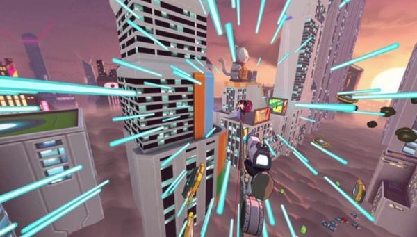 VR射击游戏「蜂潮危机」登陆奇遇3:蜘蛛飞人拯救蜂潮末日