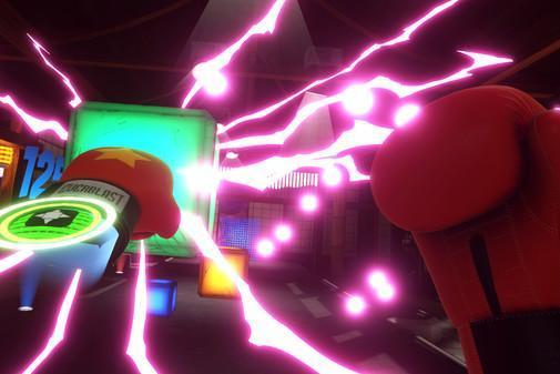 拳拳出击:PCVR竞技游戏「Sucker Punch」11月18日登陆Steam