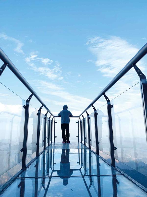 景区玻璃栈道:标准化如何促产业蝶变
