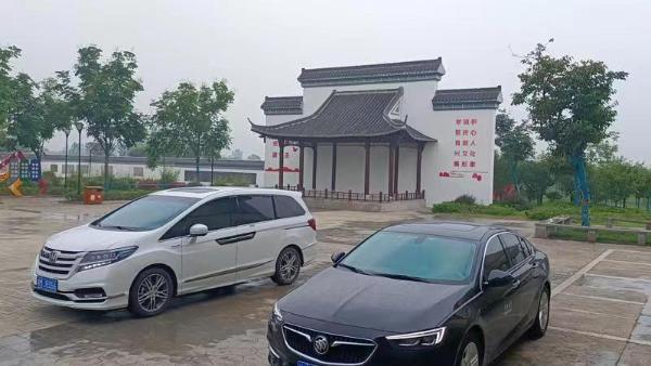 安徽天长 美丽乡村景区化