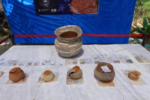 广州榄园岭遗址发现近60座先秦时期越人墓地