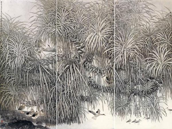 120余件作品展现方楚雄艺术世界里的天地生灵