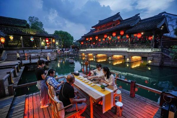 月圆乌镇桥边夜,5大活动玩转中秋佳节