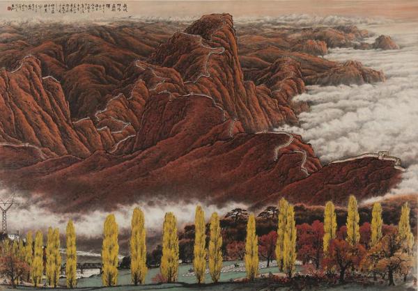 中央民族乐团将于10月2日奏响《长城》音乐会