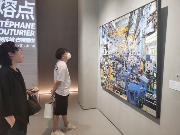 法国摄影艺术展走进湖北武汉