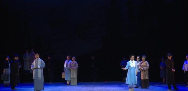 演播|花鼓戏《青年张文秋》再现革命家传奇经历