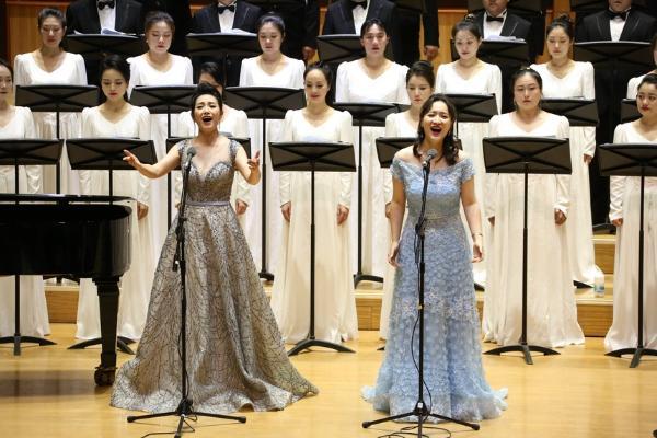 活动   21首经典合唱献礼建党百年