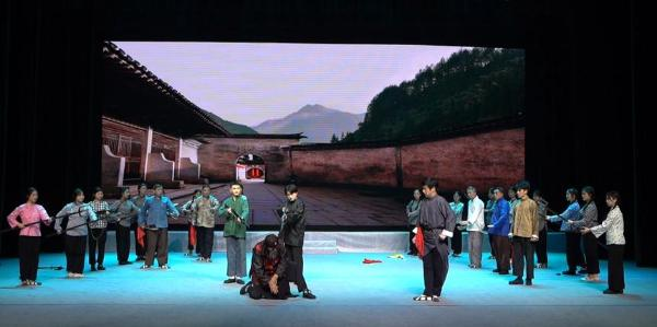 演播|花鼓戏《烽火燎原》聚焦红色革命史