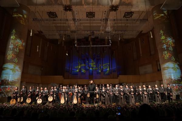 民族交响诗《大运河》北京首演 感受深厚恢弘的运河文化