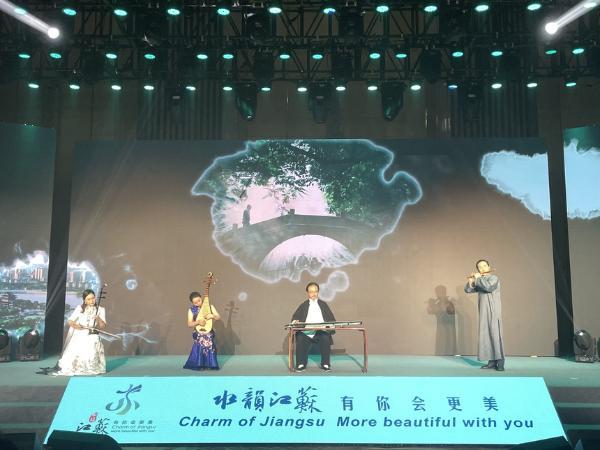 """邀国际友人 共品运河文化——""""水韵江苏""""对外推介大运河江苏之美"""