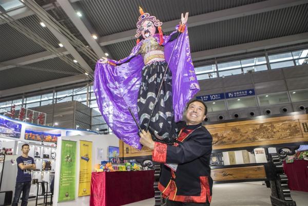 深圳文博会   满足人民文化需求 推进文化强国建设