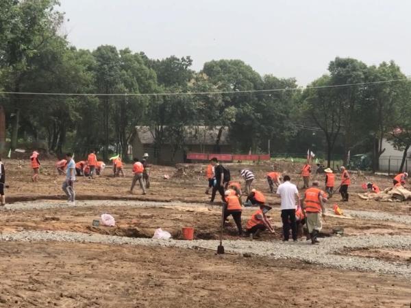 """凌家滩遗址进入""""百年百大考古发现""""终评"""