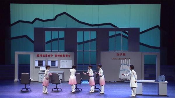 预告 | 黄梅戏《疫·春》和歌舞剧《古道茶人》即将上演