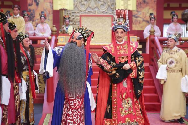 展演 | 庆国庆,电影金鸡奖最佳戏曲片《贞观盛事》将在沪20家影院放映100场