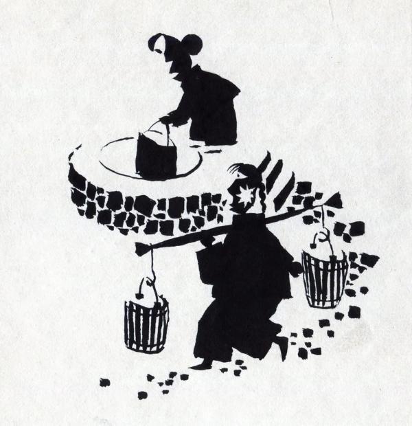 山东青岛:《亲情的呼唤——曲洪波黑白绘画艺术展》呈现亲情美好记忆