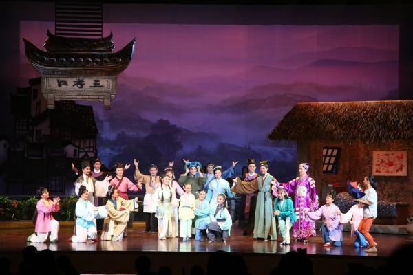 戏曲 | 新编古装庐剧《三孝口》北京上演:用作品赓续传统、探索未来