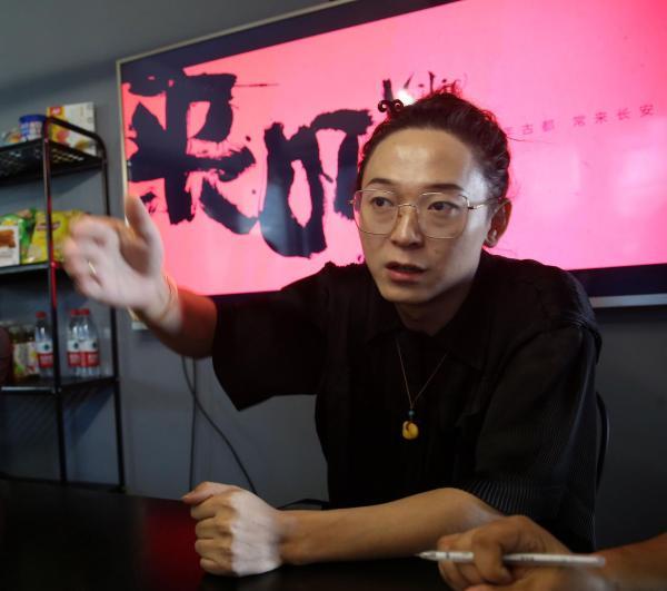 用陕西问候热情推介西安 视频《来咧》走红网络