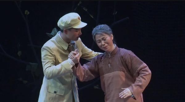 演播|襄阳花鼓戏《远山丰碑》唱响革命英雄主义的赞歌