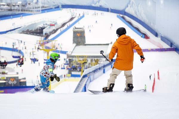 助推全民冰雪热潮 融创文旅冰雪板块亮相2021冬博会