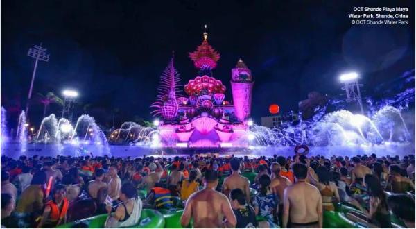 2020年全球TOP25主题公园客流下滑67.3% 中国乐园排名大幅提升