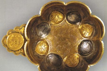 看见文物 | 中西合璧、兼收并蓄的唐代金银器