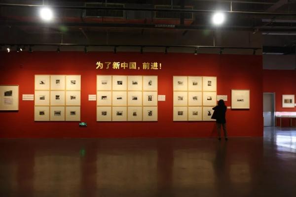"""艺术   """"陈勃·顾棣摄影艺术成就暨收藏展览""""河北阜平开幕"""