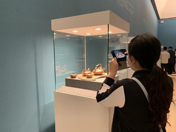 60件(套)主题紫砂作品讲述中华文明发展史