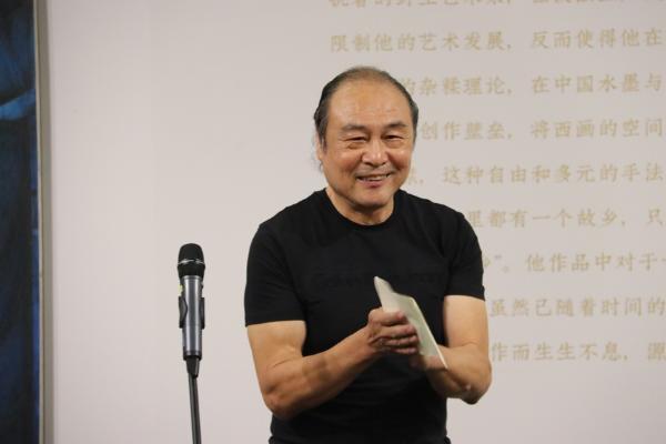 """""""回不去的故乡——刘世彪艺术作品展"""" 在人美美术馆完美呈现"""