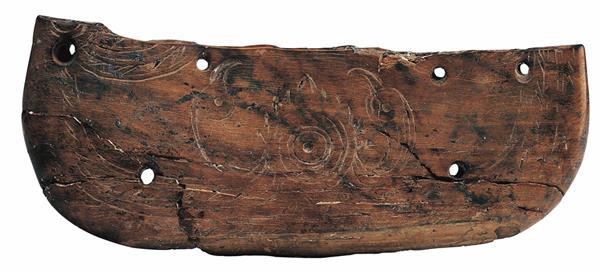 看见文物   象牙雕刻?中国在7000年前的河姆渡文化中就有了