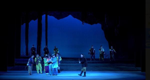 演播|京剧《连心带》重温往昔峥嵘岁月