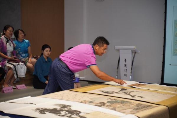 艺术 | 中国书画如何赏析、鉴藏、投资风控?这场论坛告诉你答案
