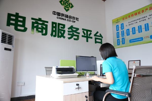 以数字乡村建设激活乡村振兴新动能——来自江门台山都斛镇的实践