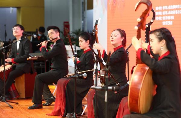 """第六届""""炫彩世界——'一带一路'沿线国家特色文化展示活动""""举办"""