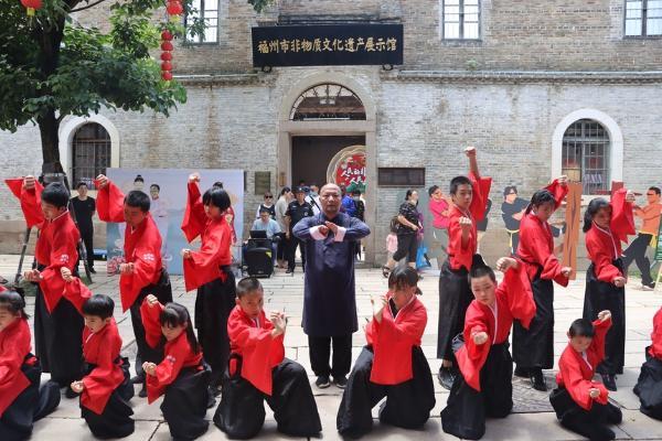 公共 | 闽都文化 打开有福之州的世界窗口