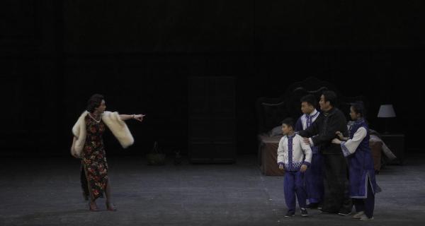 演播|京剧《母亲》讲述英烈传奇