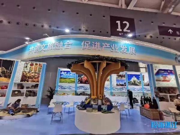 深圳文博会 | 湛江21家企业亮相深圳文博会,展示非遗文化和文创产品品牌