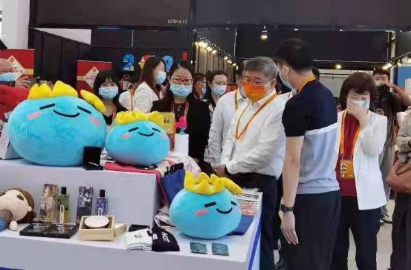 广东文旅专题展览亮相2021中国国际服务贸易交易会