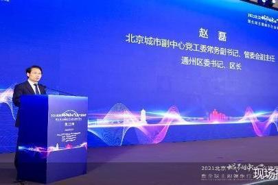 赵磊:通州将打造全国智慧文旅引领区