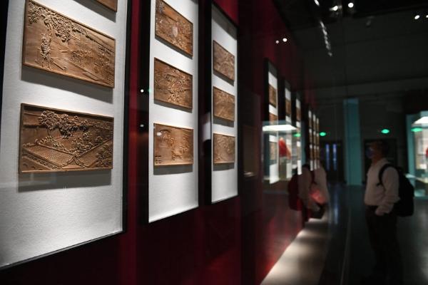 """艺术   """"《红楼梦》文化展""""让观众走近红楼文化"""