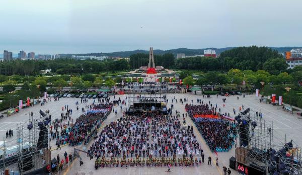 旅游 | 第十届八路军文化旅游节 让人重回烽火太行的激荡岁月