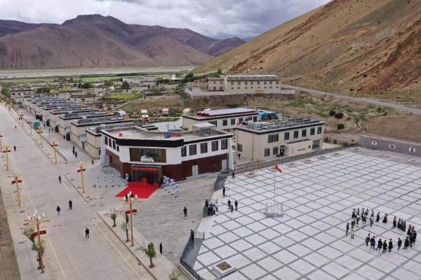 """上海援藏关键项目取得新进展 携程多措并举助力""""珠峰小镇""""建设"""