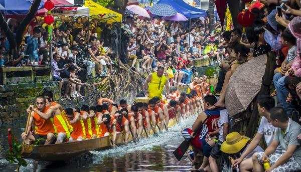 广东佛山:文化和旅游IP成发展新引擎