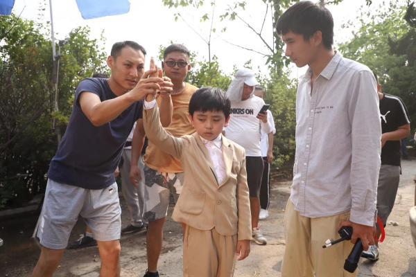 于飞:《皮皮鲁与鲁西西之罐头小人》电影定档9.30 陷入儿童电影内卷