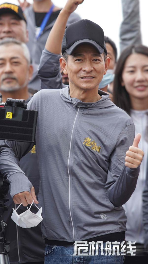 电影 | 刘德华张子枫首演父女,《危机航线》中联手应对劫机威胁