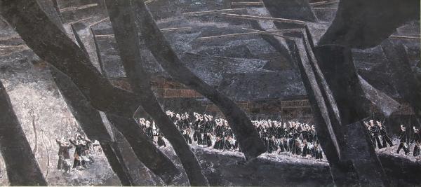 """展览   """"江南如画""""——中国油画作品展国庆开展,207件作品展现江南风韵"""