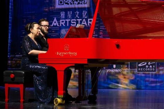 艺术 | 第二届大湾区钢琴公开比赛用琴声献礼建党100周年