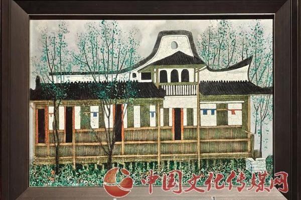 精工奇造化 艺苑出奇葩——赏乔十光先生漆画艺术