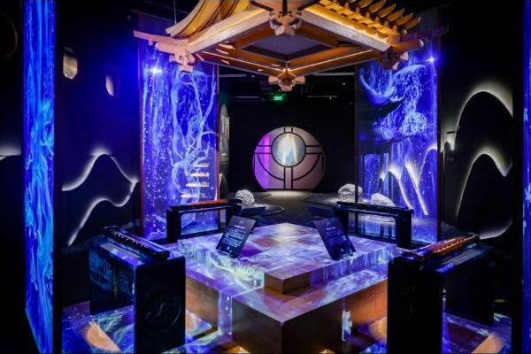 艺术|光影交互,民乐声声 来上海音乐厅开启最潮国风新体验