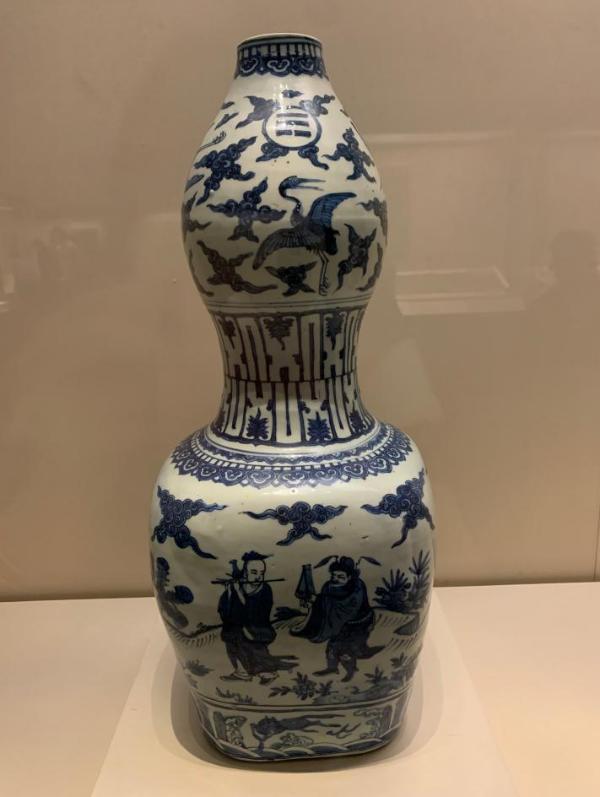 看见文物 | 葫芦瓶为什么在明朝嘉靖年间最为流行?
